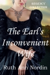 The Earl's Inconvenient Wife ebook cover