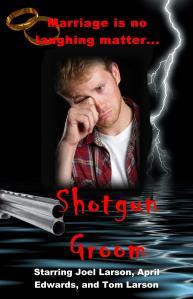 shotgun groom book poster horror