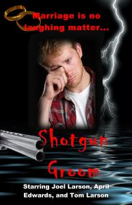 shotgun groom book poster horror