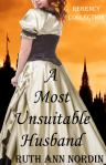 a most unsuitalbe husband new ebook cover
