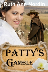 patty's gamble ebook cover