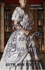 the earl's secret bargain ebook cover