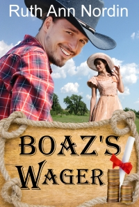 boaz's wager