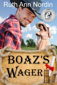 boaz's wager with award