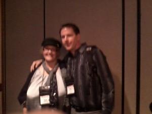 Ruth and Mark Coker