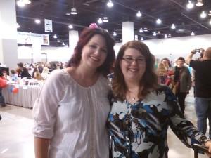 Sarah and Leila