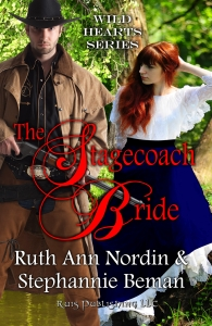 The Stagecoach Bride ebook cover