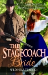The Stagecoach Bride new ebook cover