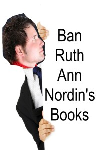 ban ruth ann nordin's books with christopher
