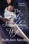 the earl's scandalous wife ebook cover