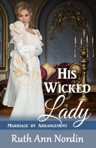 His Wicked Lady ebook cover