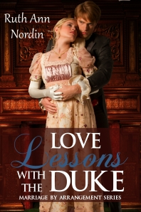Love Lessons With the Duke new ebook cover