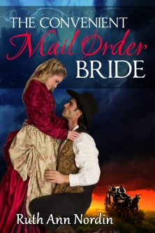 the convenient mail order bride ebook cover