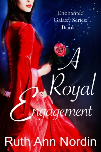 a royal engagement ebook cover
