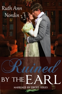 Ruined by the Earl ebook cover