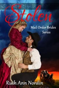 Stolen ebook cover