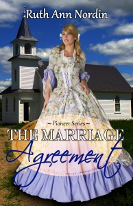 The Marriage Agreement ebook cover
