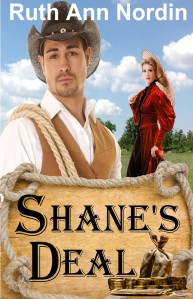 shane's deal ebook cover