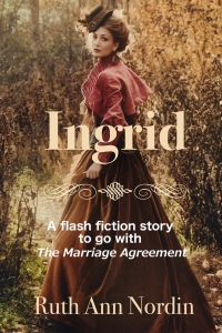 Ingrid ebook cover with subtitle