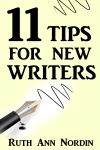 Tips for New Writers new ebook