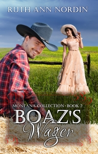 Boaz's Wager new ebook cover