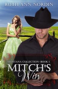 Mitch's Win new ebook cover