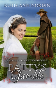 Patty's Gamble new ebook cover