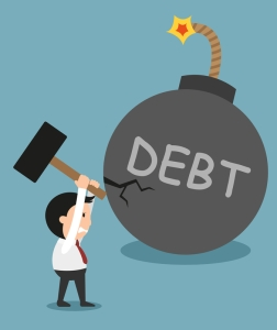 debt reduction