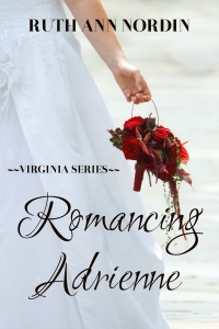 romancing adrienne front cover