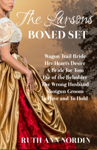 the larsons boxed set new ebook cover