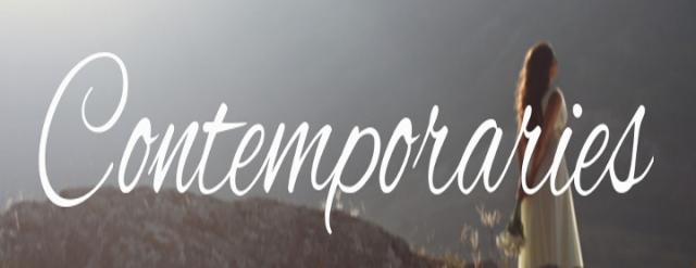 contemporary header for website
