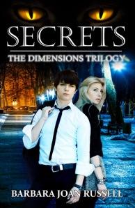 Secrets Ebook Cover