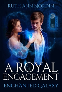 A Royal Engagement new ebook cover