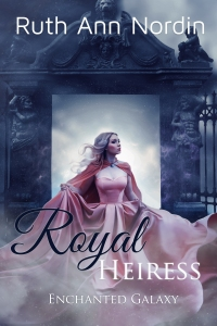 Royal Heiress new cover