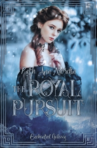The Royal Pursuit new cover