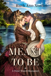 Meant To Be new ebook cover