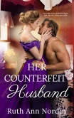 Her Counterfeit Husband ebook cover 2020