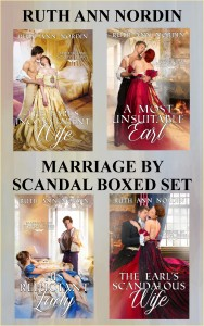 Marriage by Scandal boxed set flat ebook cover