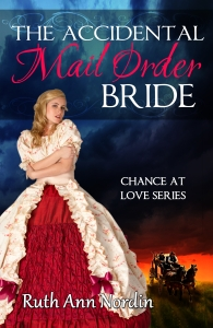 The Accicental Mail Order Bride ebook cover