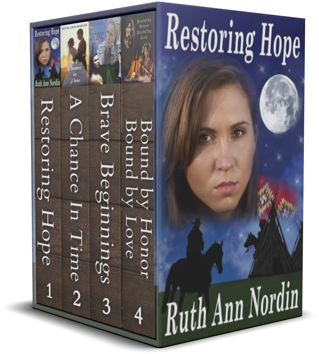 Native American Romance Series Boxed Set