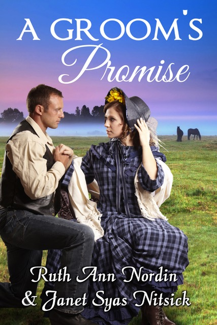 a groom's promise ebook cover