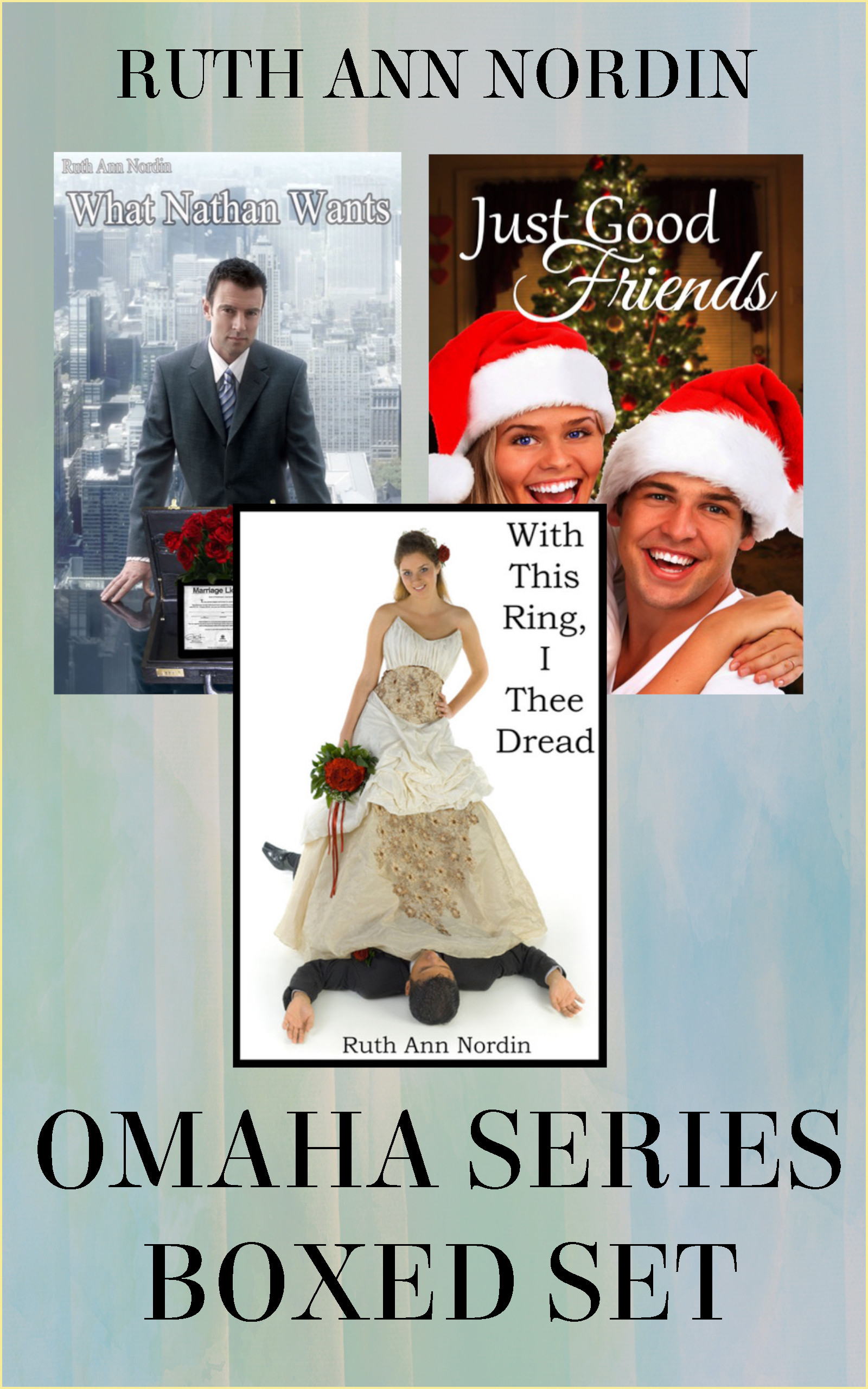 Omaha Series Boxed Set flat ebook cover