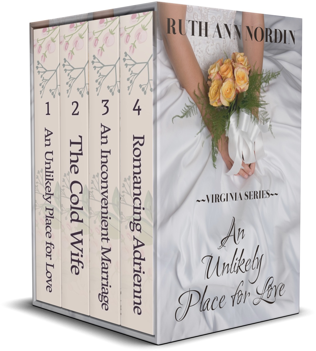 Virginia Series Boxed Set 3D Cover