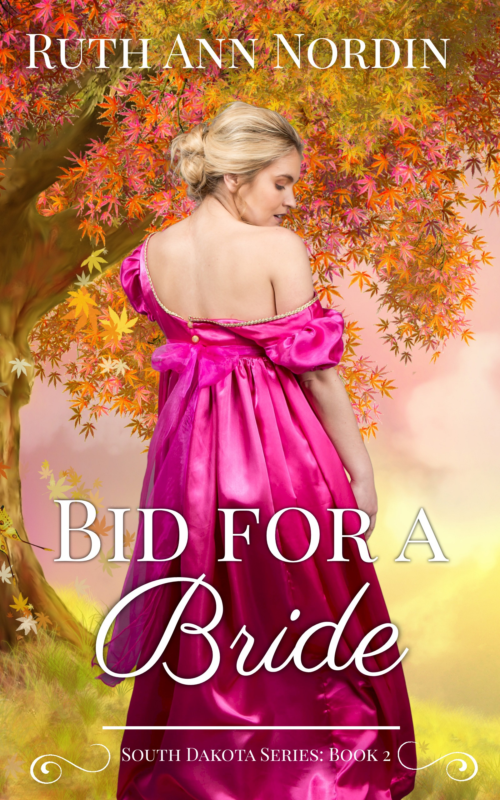 Bid for a Bride new ebook cover