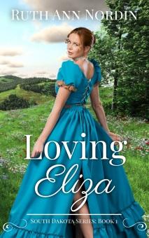Loving Eliza new ebook cover