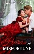 Heiress of Misfortune MBN 3 ebook cover