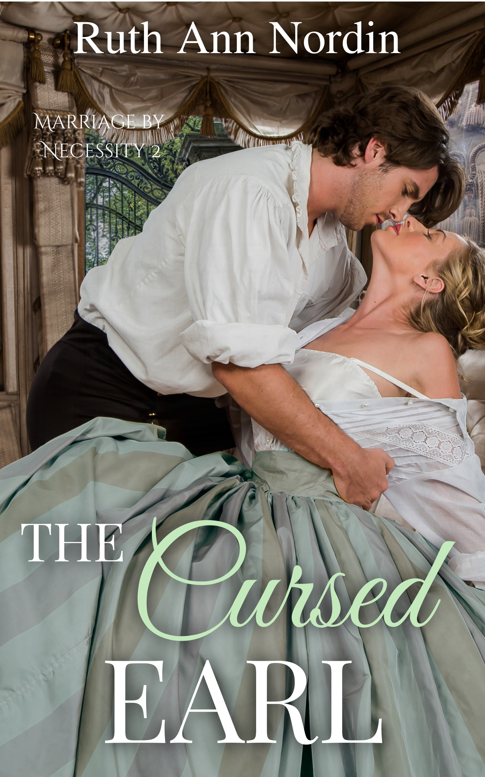 The Cursed Earl MBN 2 ebook cover