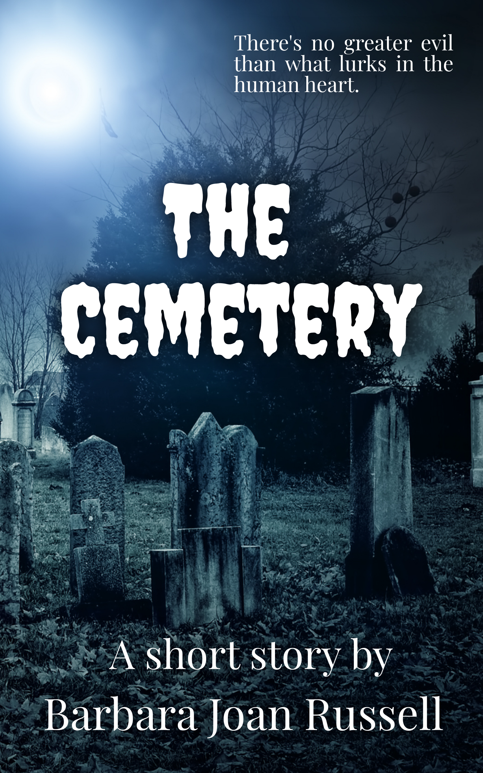 The Cemetery ebook cover